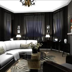 Art Deco Living Room Pictures Wood Wall Units For Creating An Dark Furnishings And Moody Lighting Turn This Into A Brooding Masculine