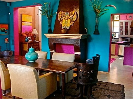Jeweltone Interior Decorating