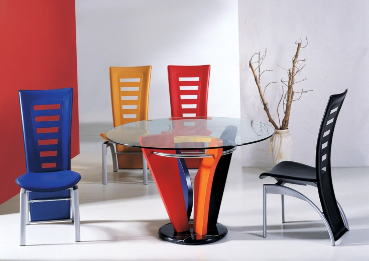 stylish modern dining spaces