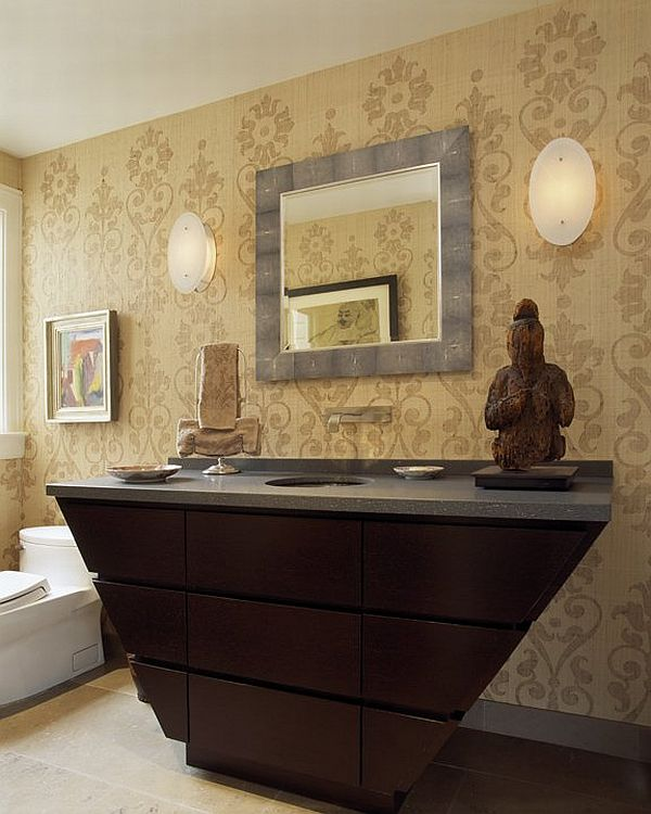 Powder Rooms with Panache