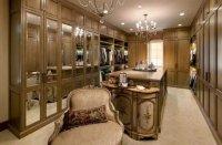 Luxury Walk-in Closets