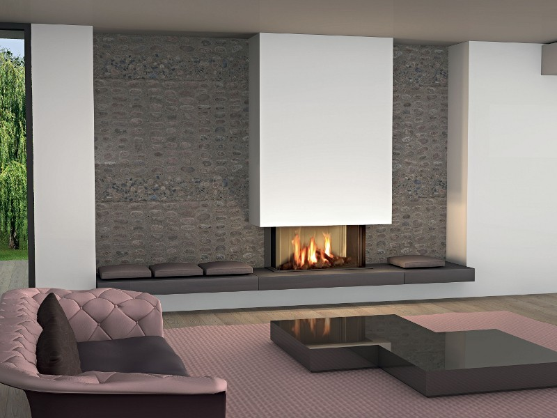 Modern fireplaces for stunning indoor and outdoor spaces