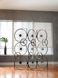 8 Ways to Use Recycled Bicycles in Your Home