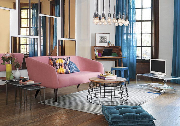 How To Use 2016's Colors Of The Year For Your Interiors