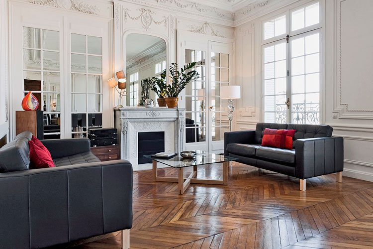 The Alluring Style of the Modern Paris Apartment