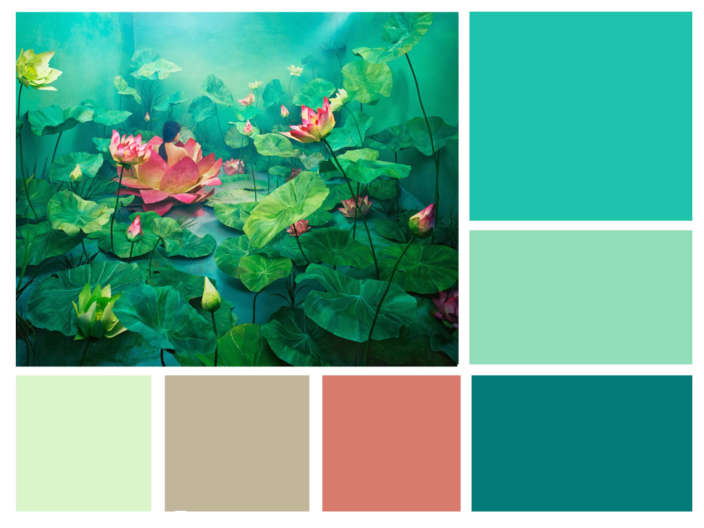 creating custom color schemes