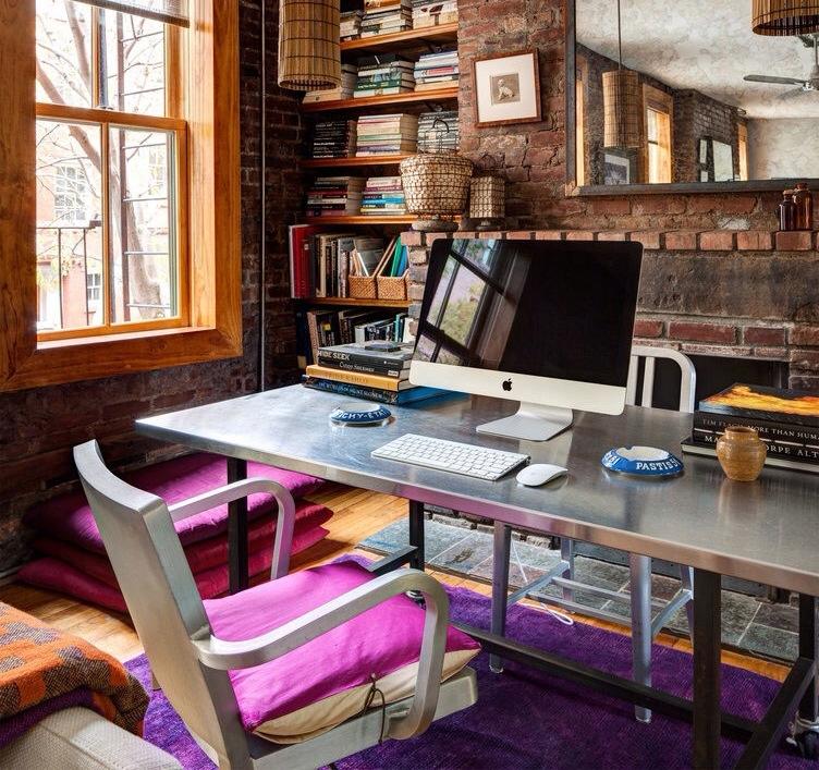 Industrial Office Desk
