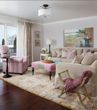 Sophisticated Feminine Interiors for the Modern Woman