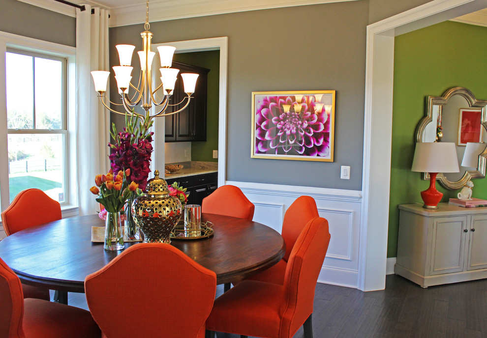 Let Bright Colors Turn Up The Volume In Your Home