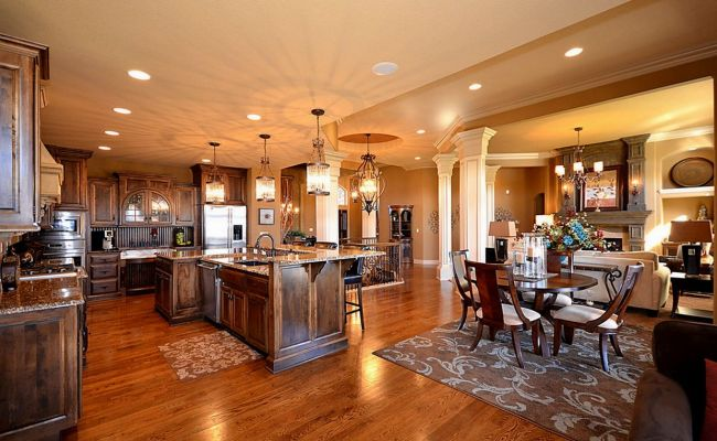 6 Great Reasons To Love An Open Floor Plan