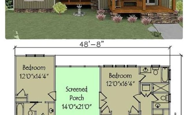 Top 15 Small Houses Tiny House Designs Floor Plans