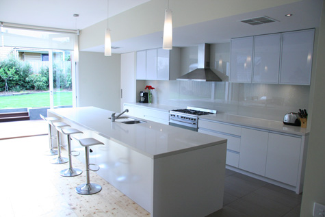 white kitchen bench ceiling lights living edge properties the 2 pak has all essentials for a serious cook