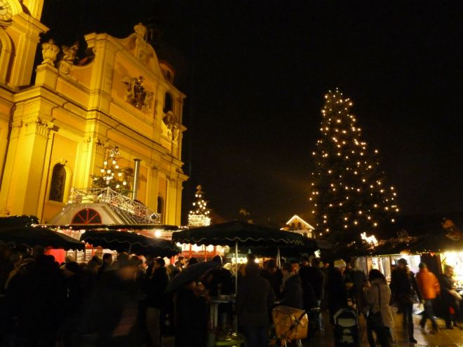 Baroque Christmas Market in Ludwigsburg