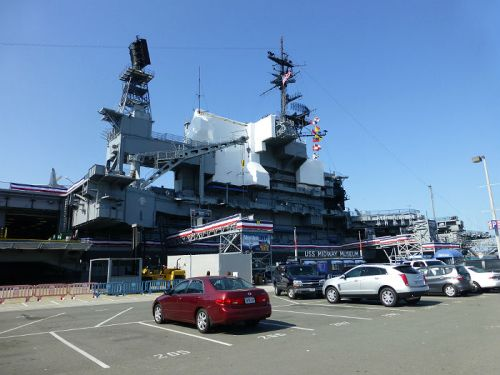 San Diego USS Midway Museum