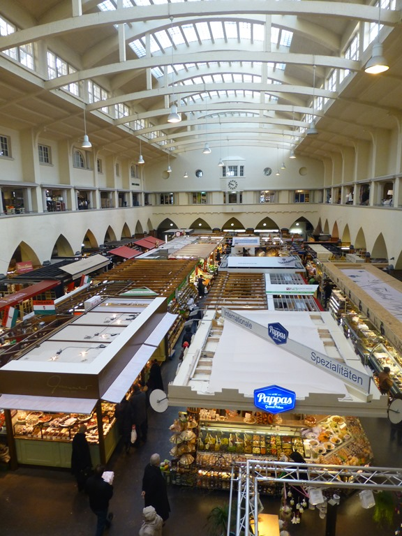 Stuttgart Market Hall celebrates 100. birthday!