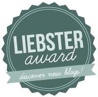 Liebster Blog Award!