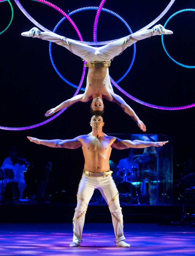Things to do in Stuttgart in January: Weltweihnachtszirkus