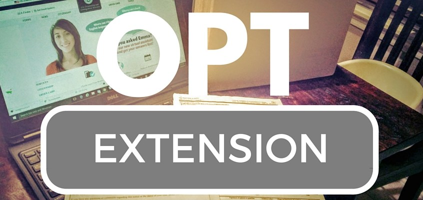 OPT Extension Application, Documents Required