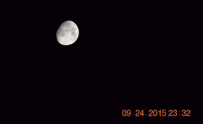 Super Moon of September 27/28