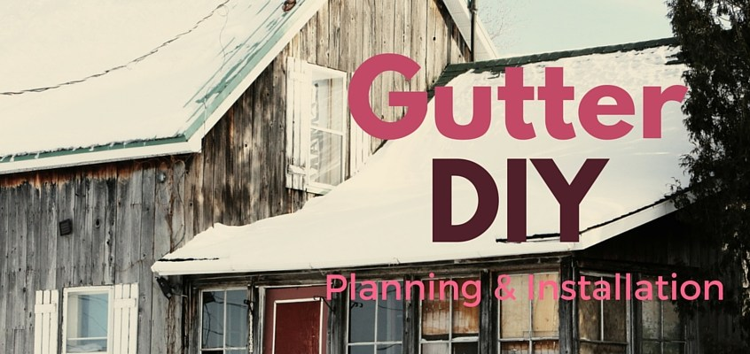 Gutter Install (or Repair) Introduction, Planning and Installation Video.