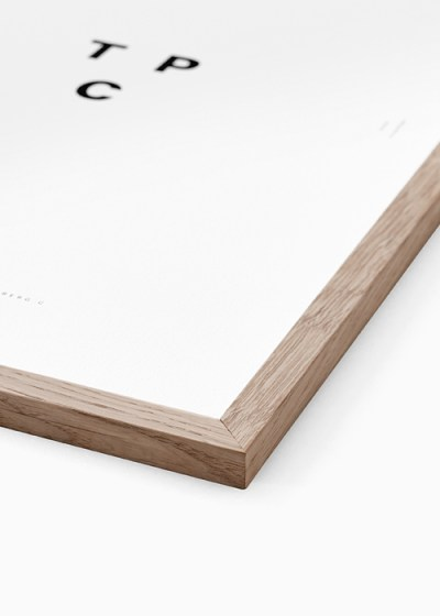 wissellijst hout eiken