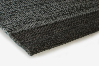 Aspegren vloerkleed blend zwart