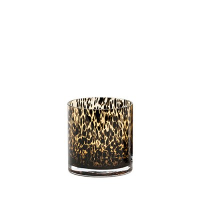 Waxinelichthouder luipaard S