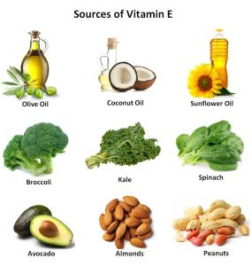 Foods High In Beta Carotene Vitamin C And Vitamin E