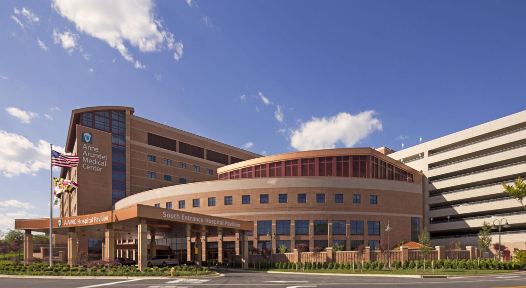 Anne Arundel Medical Center ranked among regions top hospitals  Anne Arundel Medical Center