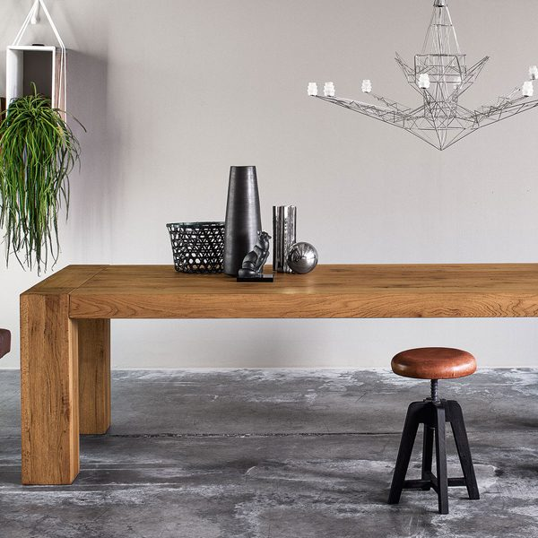 Brooklyn Dining Table  Living