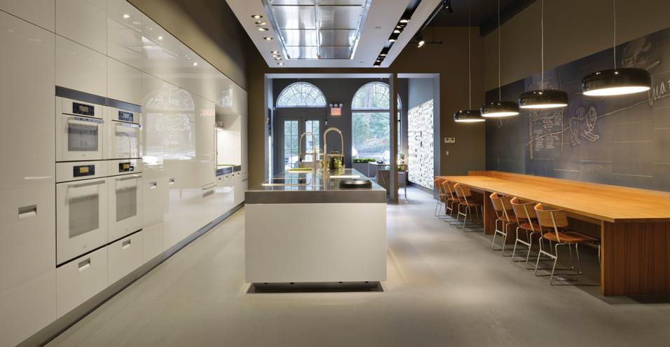 Arclinea showroom New York