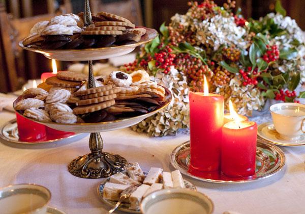 Il Natale  servito  LivingCorriere
