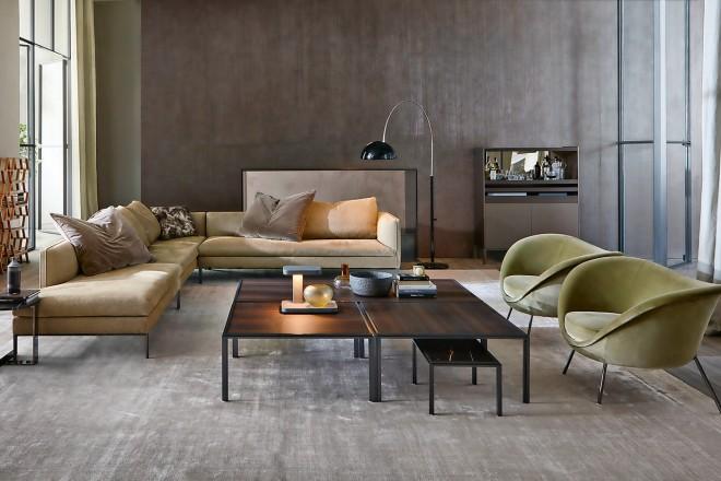 Divani componibili e non di design  Living Corriere