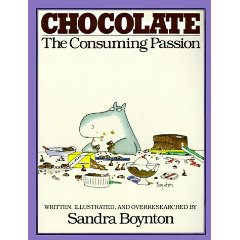 Cover of Chocolate: The Consuming Passion