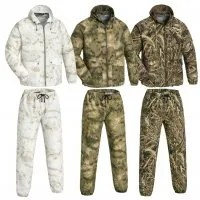 vetements camouflage homme chasse