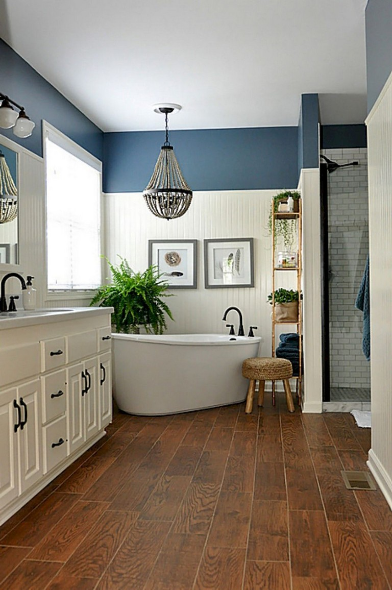 35+ Top Small Master Bathroom Decorating Ideas - Page 36 of 37