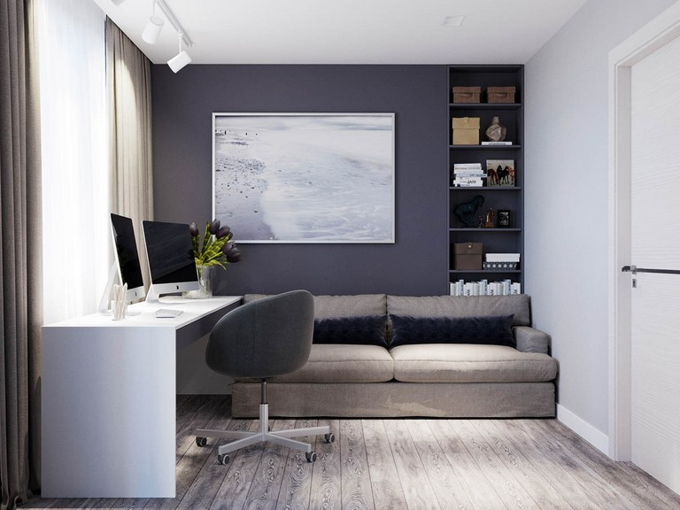 40 Best Modern Homes The Use Grey For A Calming Effect