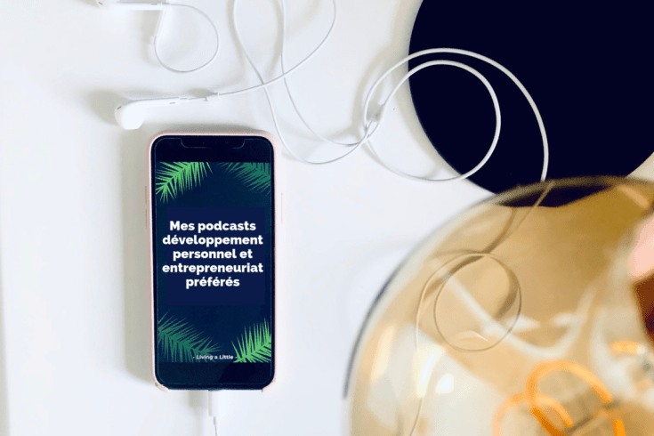 Mes podcasts développement personnel