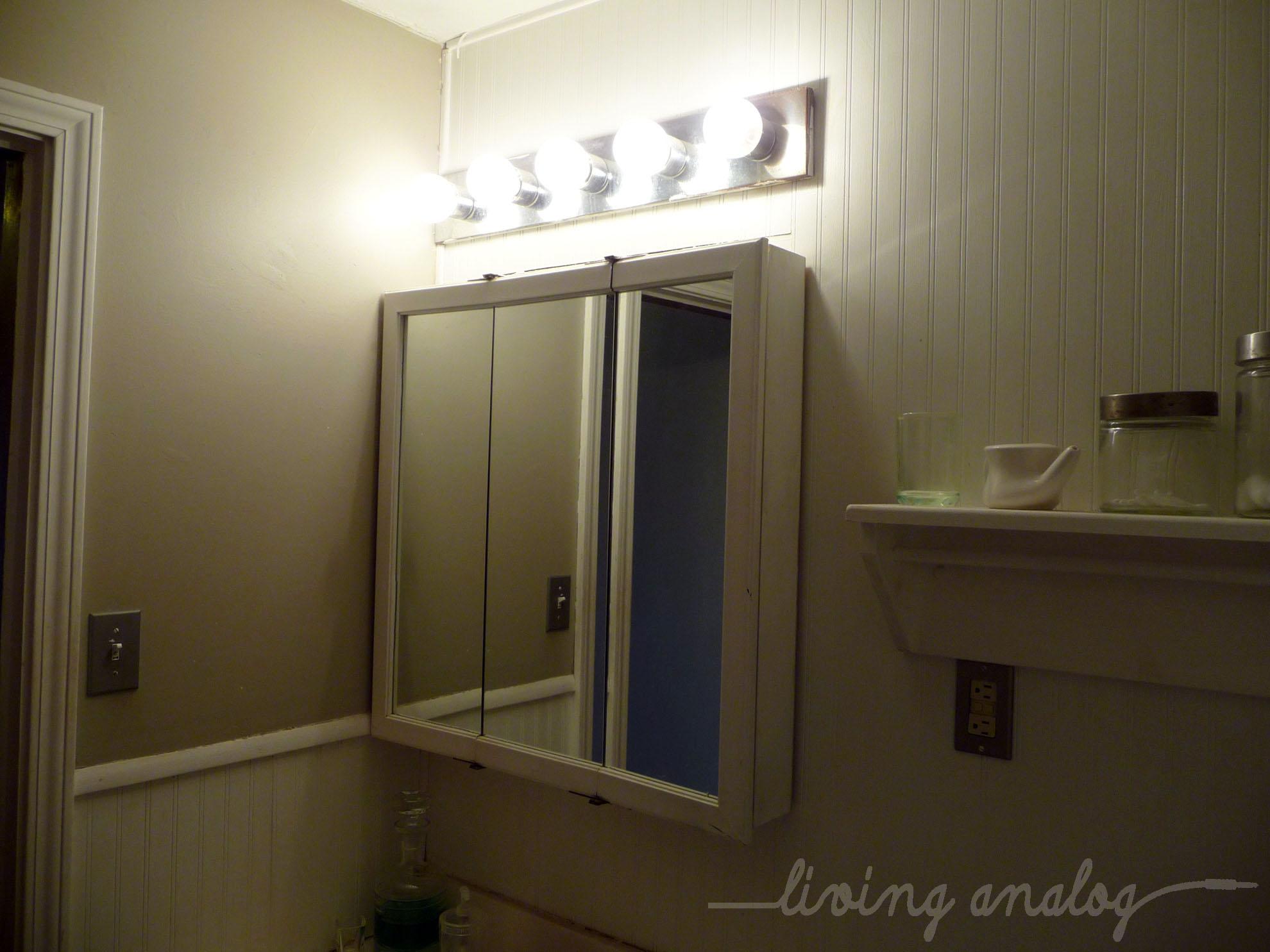 Bathroom  Living Analog