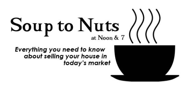 Soup to Nuts – reserve your spot!