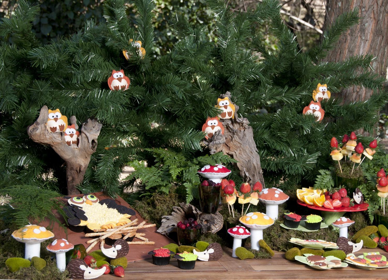 Fantasy Forest Party  Livingandloving