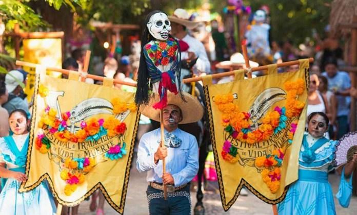 Zacatecas lleva sus tradiciones de Día de Muertos a Xcaret - Living And  Travel
