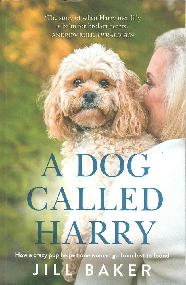 Jill Baker – A Dog Called Harry