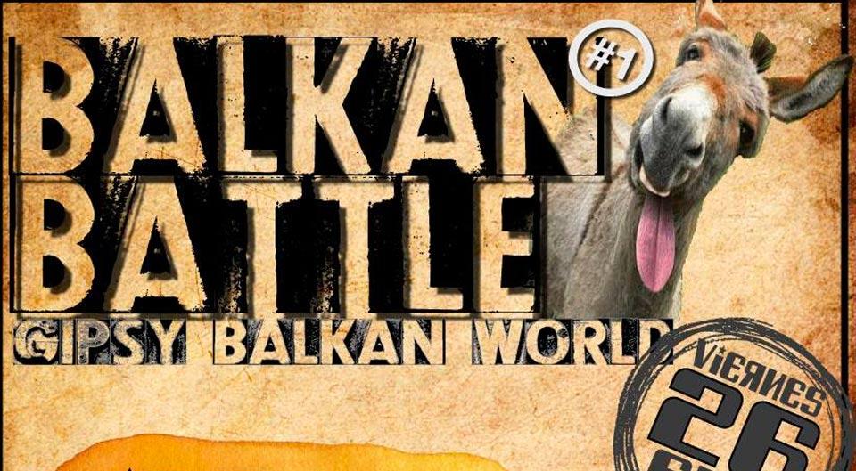 GIPSY BALKAN BATTLE OVIEDO