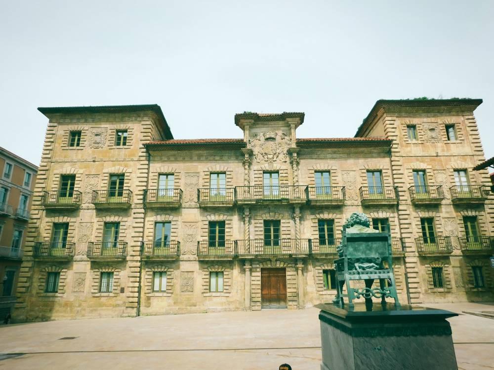 Palacio Ferrera palace in Avilés