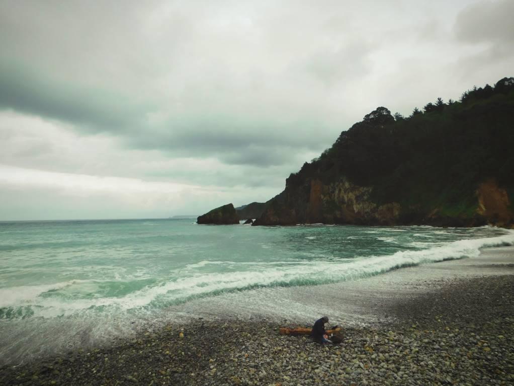 View over Playa de Cadavedo