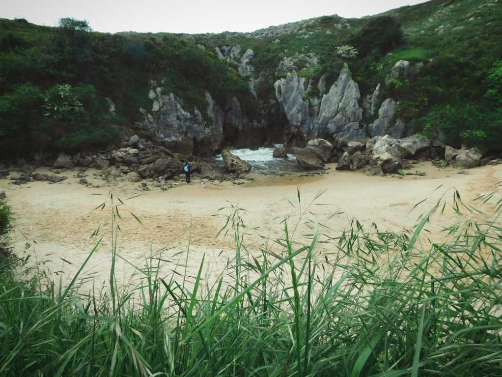 Picture of Playa de Gulpiyuri