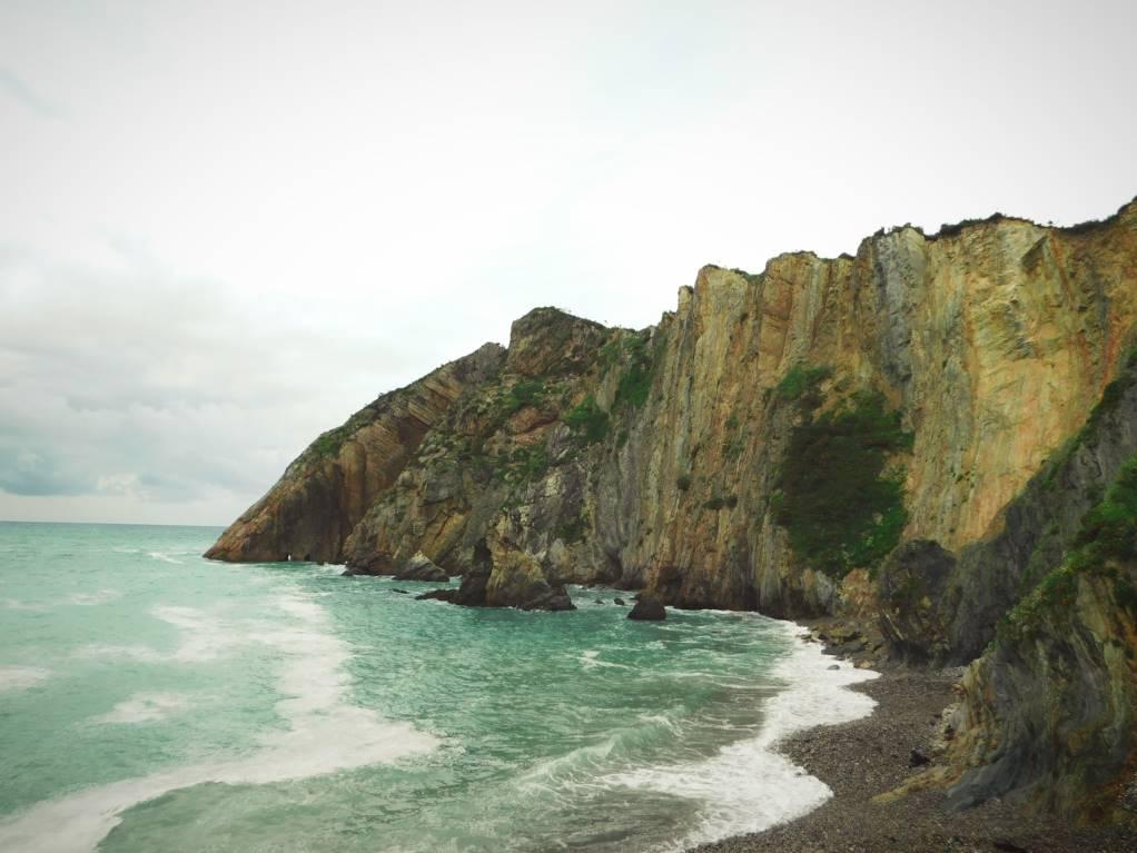 High rock Playa de Silencio