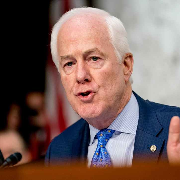 John Cornyn doesn't care about you.
