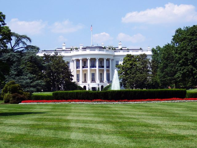 A dictator currently resides at 1600 Pennsylvania Avenue.